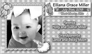 Eliana Grace Miller