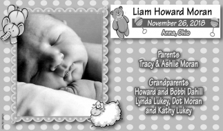 Liam Howard Moran