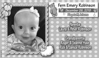 Fern Emery Robinson