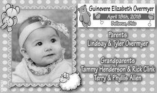 Guinevere Elizabeth Overmyer