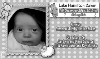 Lake Hamilton Baker