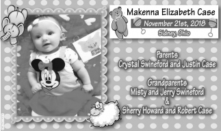 Makenna Elizabeth Case