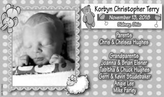 Korbyn Christopher Terry