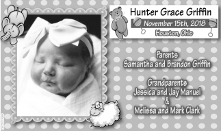 Hunter Grace Griffin