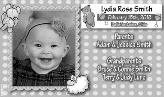 Lydia Rose Smith