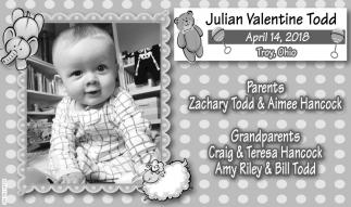 Julian Valentine Todd
