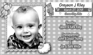 Greyson J Riley