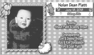 Nolan Dean Piatt