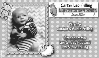 Carter Leo Frilling