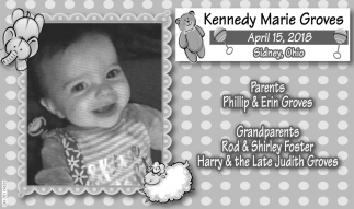 Kennedy Marie Groves