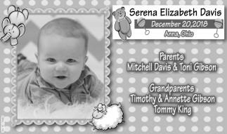 Serena Elizabeth Davis