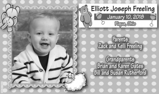 Elliot Joseph Freeling