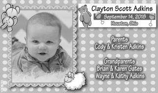 Clayton Scott Adkins