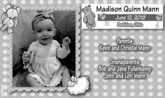 Madison Quinn Mann