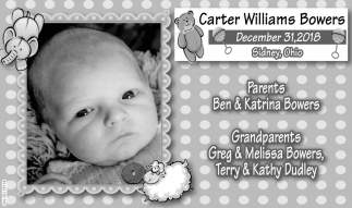 Carter Williams Bowers