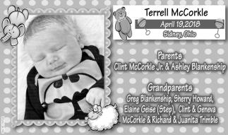 Terrell McCorkle