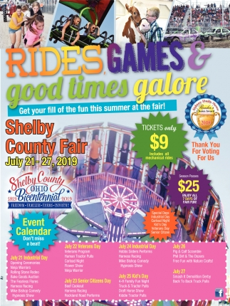 Rides, Games & Good times Galore