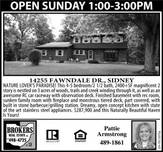 14255 Fawndale Dr., sidney