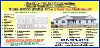 For Sale - Under Construction