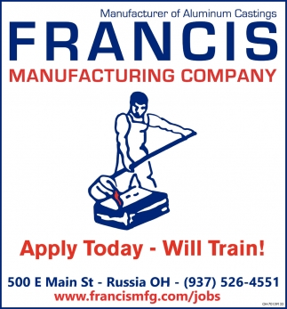 Apply Today - Will Train!
