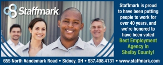 Best Employment Agency in Shelby County!
