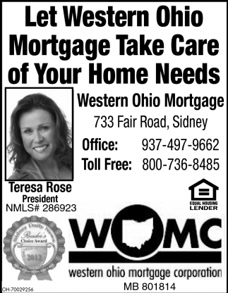 Western Ohio Mortgage