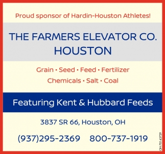 Proud sponsor of Hardin-Houston Athletes