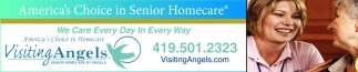 america's Choice in Senior Homecare