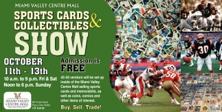 Sports Cards Collectibles & Show