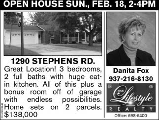 1290 Stephens Rd