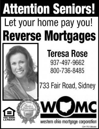 Let your home pay you! - Reverse Mortgages