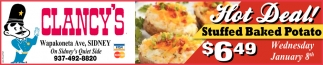 Hot Deal! - Stuffed Baked Potato - $6.49