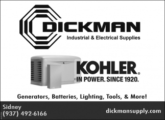 Industrial & Electrical Supplies