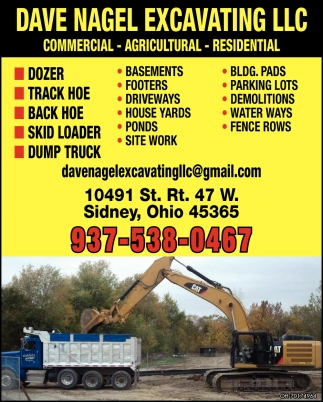 Commercial - Agricultural - Residential