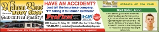 Have an Accident?
