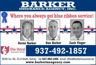 Deron Baker | Dan Barker | Zach Yinger