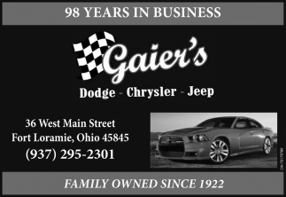 Family Business Since 1922