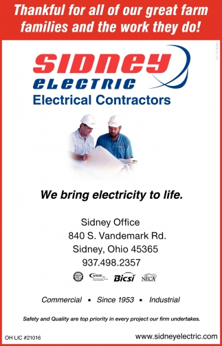 Electricla Constractors