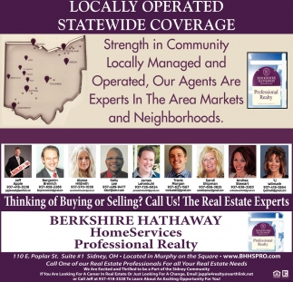 Locally operated statewide coverage