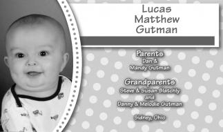 Lucas Matthew Gutman