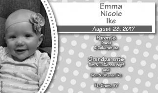 Emma Nicole Ike