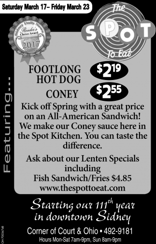 Flootlong Hot Dog