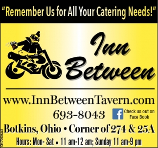 Remember Us for All Your Catering Needs!