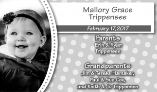 Malory Grace Trippensee
