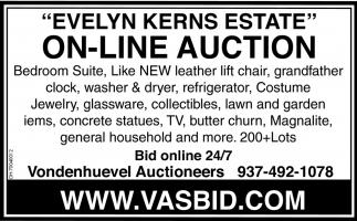 Evelyn Kerns Estate