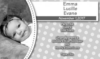Emma Lucille Evans