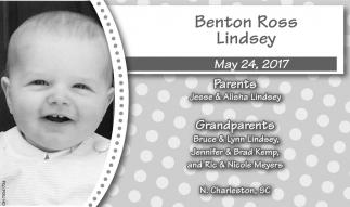 Benton Ross Lindsey