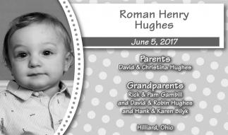 Roman Henry Hughes