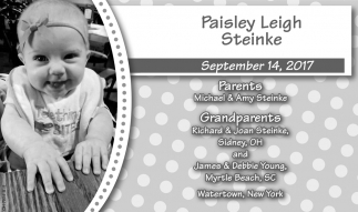 Paisley Leigh Steinke