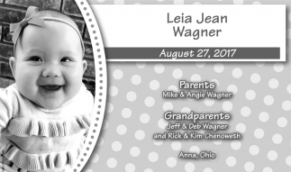 Leia Jean Wagner